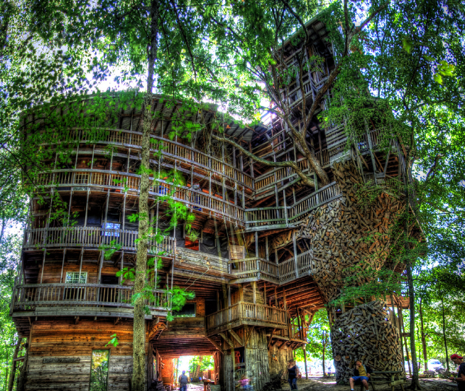The-Worlds-Biggest-Tree-House-by-Horace-Burgess-28