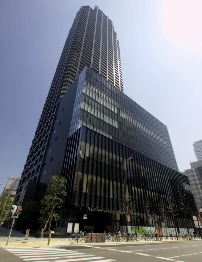 The_Kitahama_Tower_&_Plaza
