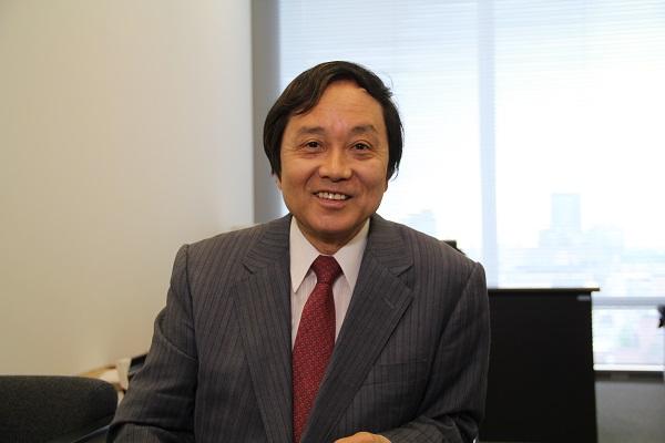 明治大学 市川 宏雄専任教授