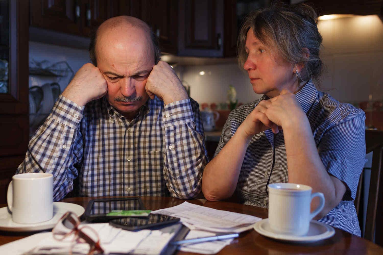 年金だけでは赤字になる可能性がある