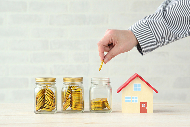 不動産投資のイメージ